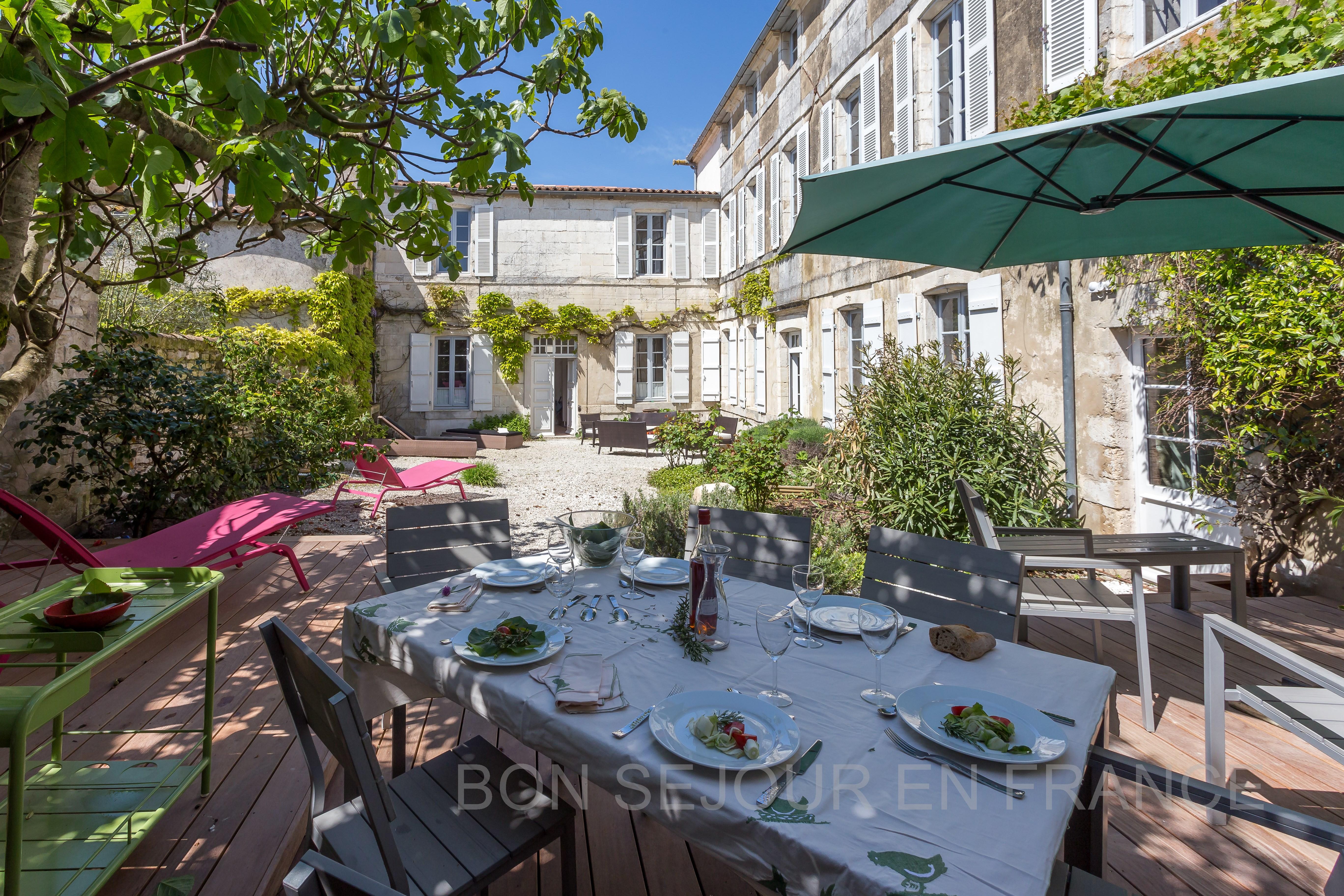 Ariane - holiday rental inSaint-Martin-de-R�